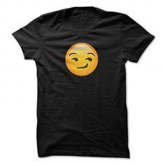 The Smirk Emoji Shirt