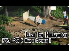 LUZU EN HOLLYWOOD 35: Hawaii Capitulo 1! - LuzuVlogs