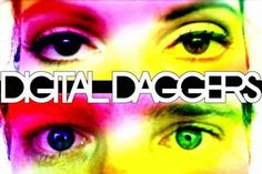 Andrea Wasse's new band Digital Daggers. Their third album 'Close Your Eyes' is hauntingly awesome. Previously with The Weekend.