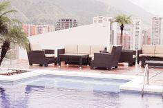 Alestilo Radio en vivo desde el Hotel Pestana Caracas - MichelleUz Blog