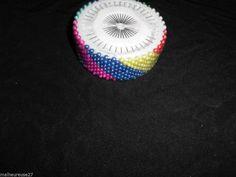 Wholesale lot 12 wheels x 40 pins = 480 Hijab  Abaya Niqab Muslim Shayla pins