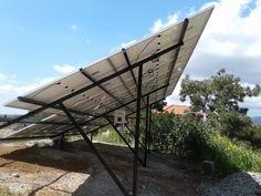 Sun Panels, Solar Panels, Utility Pole, Solar Power Panels, Solar Power Panels