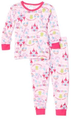 Flamingo Riding Tricycle Baby Girl Long Sleeve Bodysuit Kid Pajamas