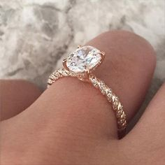 Engagement Rings 2017 Rose Gold Engagement Rings