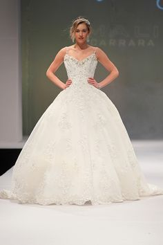 Eve of Milady 2015 Bridal Gowns | Eve of Milady Wedding Dresses Fall 2014