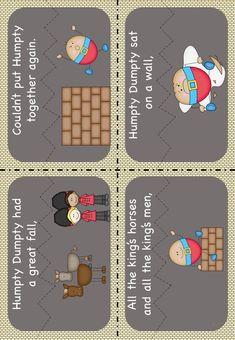 Nursery Rhythm, Nursery Rhymes Preschool, Baa Baa Black Sheep, Rhyming Activities, Jack And Jill, Humpty Dumpty, Math For Kids, Little Star, Twinkle Twinkle
