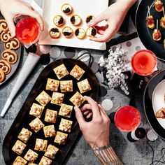41 Three-Ingredient Appetizers for Summer