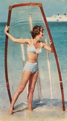 Cole of California Swimsuit 1957 Photo by Mark Shaw
