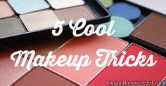 5 Cool Makeup Tricks To Try