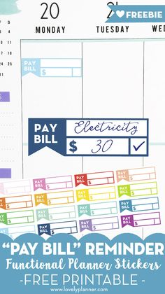 Check out this round up of over 30 different planner printables to help you get your budget in shape. They include: no spend printables, Dave Ramsey Printables, budget planner stickers, and more. Diy Planner, Planner Free, Work Planner, College Planner, Blog Planner, Planner Pages, Planner Organization, Happy Planner, Planner Ideas