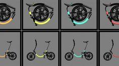 foldable electric bikes