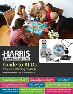 Guide to ALDs - Assistive Listening Devices. Communication and device resource for hearing impairments.