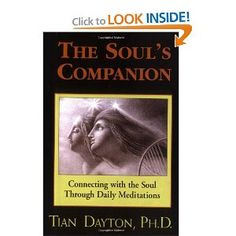 The Soul's Companion by Tian Dayton.  Spirituality without specific religion. Gets me through the harder days.  Highly recommend.