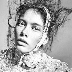 Julia Hafstrom by Boe Marion (Scandinavia A.W Magazine Fall Winter 20I3)