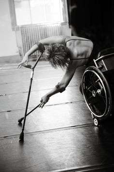 disabled dance.....
