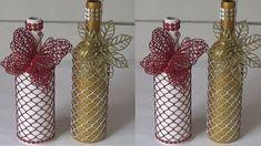 Las 292 Mejores Imágenes De Manualidades Con Botellas De Vidrio En
