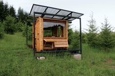 the watershed writing studio - by architect erin moore