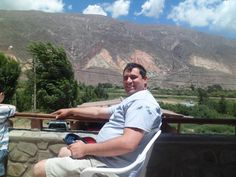 en Maimara, en la Posta de Gerard, lugar super recomendable para descansar unos dias