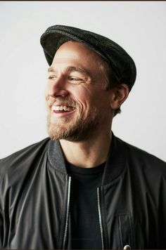 Charlie Hunnam's portrait at the TIFF2017