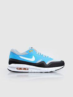 separation shoes 38968 030df Air Max Lunar1 Silver Navy-White 654469-001