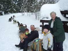 Another option to visit Mesa Falls in winter is by dog sled. Now that is an adventure the grand kids will remember for a lifetime. Fairs And Festivals, Grand Kids, Winter Activities, Sled, Rafting, Idaho, Fly Fishing, Waterfall, Explore