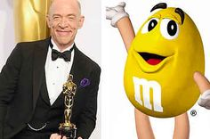 Here's A Reminder That J.K. Simmons Is The Voice Of The Yellow M&M