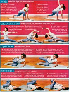 19 best hip stretches images  hip stretches exercise