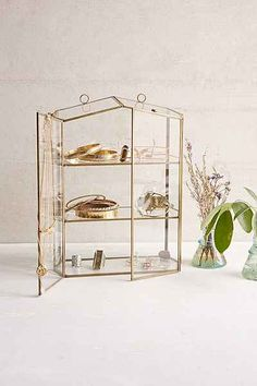 Glass House Display Box - Urban Outfitters