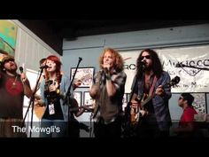Invasion of the GoGirls during SXSW in Austin, TX - The Mowgli's