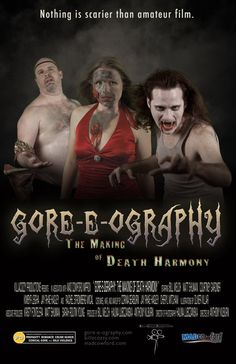 Gore-e-ography: The Making of Death Harmony 2010
