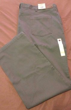Check out New with tags HAGGAR straight fit Heritage Collection pants w/spandex 44x32 #Haggar http://www.ebay.com/itm/-/291933438944?roken=cUgayN&soutkn=bBKACk via @eBay