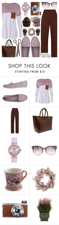 """Your attention please..."" by bleucabbage ❤ liked on Polyvore featuring Tremp, ADAM, Victoria Beckham, Ted Baker, Tom Ford, National Tree Company, Fuji, Nearly Natural, flats and Petite"