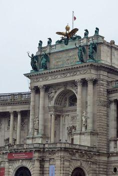 Hofburg Palace. Vienna, Austria