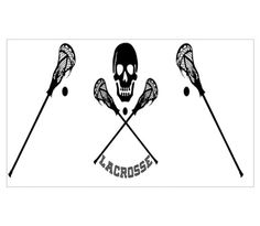 "This image is compressed to fit on Pinterest, it is actually 40""x14"" - Lacrosse WALL ART POSTER   #Sports4you #Cafepress #Gravityx9 - #lacrosse"