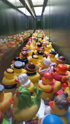 Happy National Rubber Ducky Day! #PTMCollection #toys #Exhibits #Learningthroughplay #RubberDuckieDay