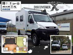 4x4 Camper Van, Camper Caravan, Popup Camper, Truck Camper, Rv Campers, Iveco 4x4, Iveco Daily 4x4, Off Road Camping, 4x4 Off Road