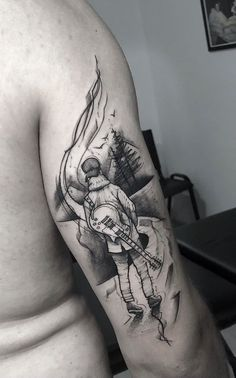 Tatuagem sketch: artistas brasileiros para você seguir! - Blog Tattoo2me Sketch, Tattoos, Blog, New Tattoos, Tattoo, Artists, Style, Sketch Drawing, Tatuajes