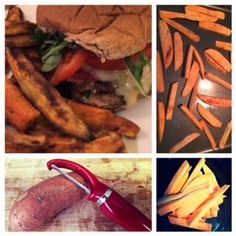 21 Day Fix Recipe: Sweet Potato Fries