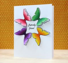Clear & Simple Stamps Review Day 2: Collection 3 by L. Bassen, via Flickr