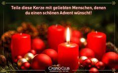 #Advent #CasinoClub