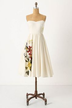 cutesy summer time dress