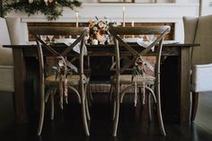 Sophisticated sweetheart table filled with beautiful floral and taper candles bring the romance to this tablescape. The venue, Maple Bay Manor, is Wedding Show, Wedding Table, Boutique Retreats, Tiny White Flowers, Victoria Wedding, Seal Design, Sweetheart Table, Island Weddings, Stationery Design