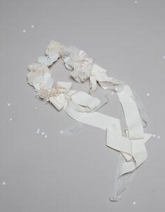 Accessoires | Maison Floret #flower #silk #soie #maisonfloret #wedding
