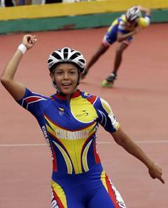 La Chechi Baena ganó la Copa Mundial de Maratones de Patinaje de Carreras…