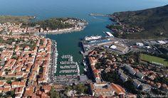 Photo aérienne de : Port-Vendres - Pyrénées-Orientales (66)