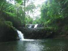 Western Samoa Islands | Togitogiga Falls, Western Samoa