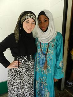 The Beauty of Hijabs