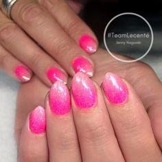 Neon Acrylic Nails, Shellac Nails, Beauty, Beauty Illustration, Shellac