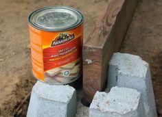 Build a Backyard Firewood Shed
