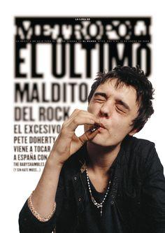PETE DOHERTY & THE BABYSHAMBLES  en España, 2008.